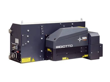 SEI Giotto CO2 laser