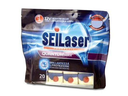SEI Laser - Flexible packaging - easy opening