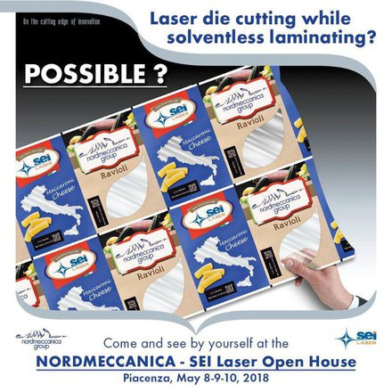 SEI Laser - Open Huis Flexible Packaging