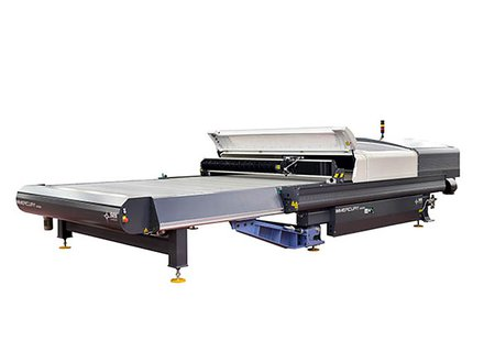 SEI Mercury laser - conveyor
